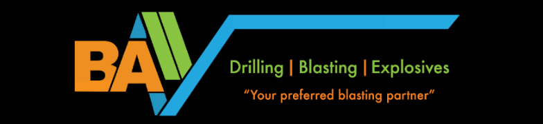 Blasting Logo